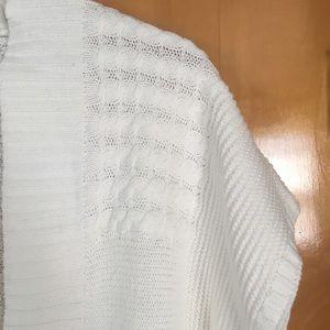 Open Arm Sweater